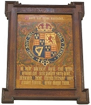Memorial to King Charles I